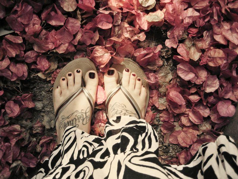 Blog-feet