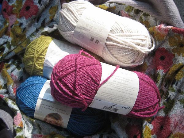 Blog-yarn