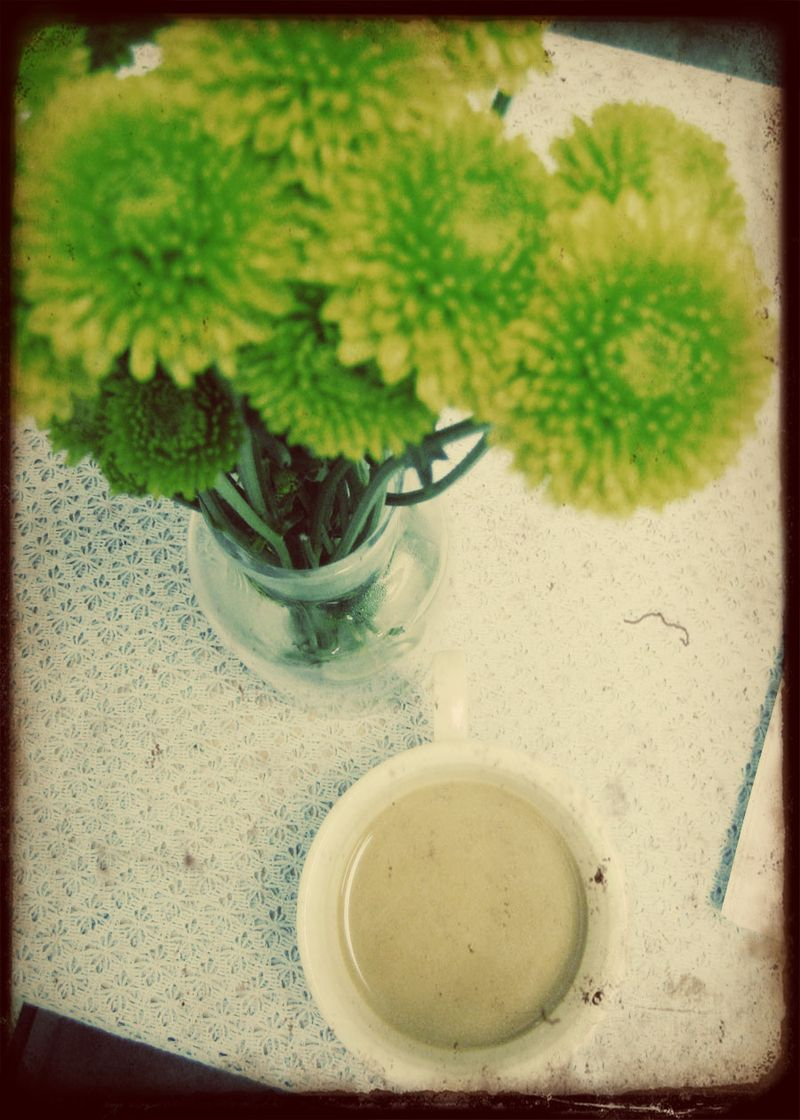 Blog-Morning Coffee