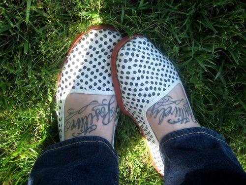 Christen Feet