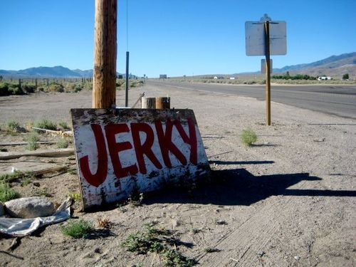 Jerky Sign